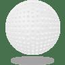 Sport-golf-ball icon