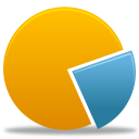 Pie chart icon