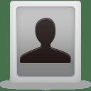 Portrait icon