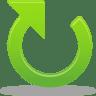 Clockwise-arrow icon