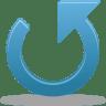 Counterclockwise-arrow icon