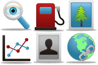 Pretty Office 8 Icons