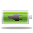 battery charged icon