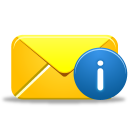 Email info icon