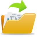 open file icon