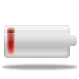 Battery 1 icon