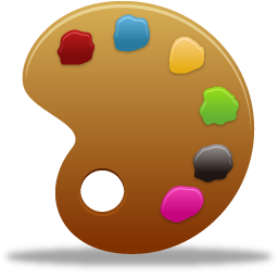 palette icon