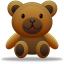 Teddy-bear icon