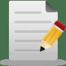 Edit-file icon