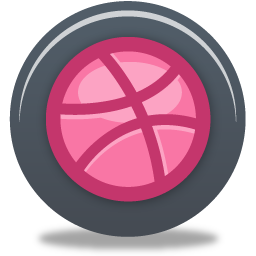 Dribble icon