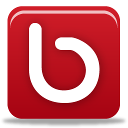 bebo icon pretty social media iconset custom icon design