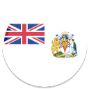 British Antarctic icon