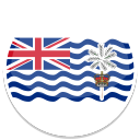 British Indian Ocean Territory icon