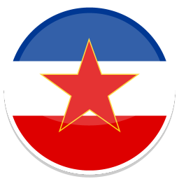 Ex yugoslavia icon