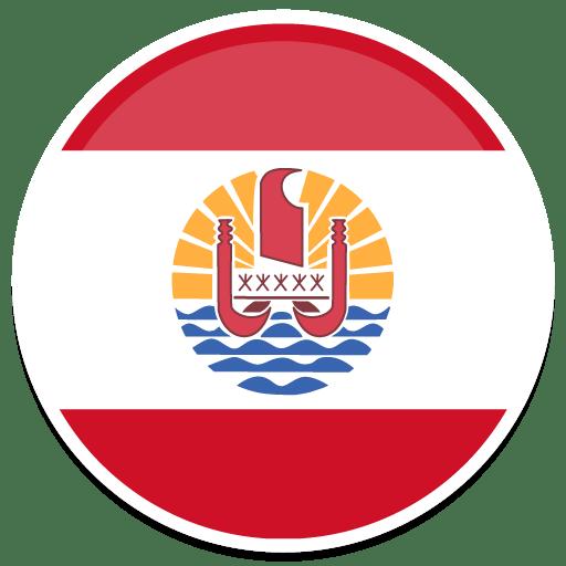 French polynesia icon