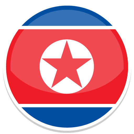 North-korea icon