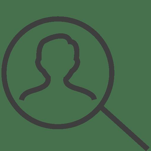 Searchuser icon