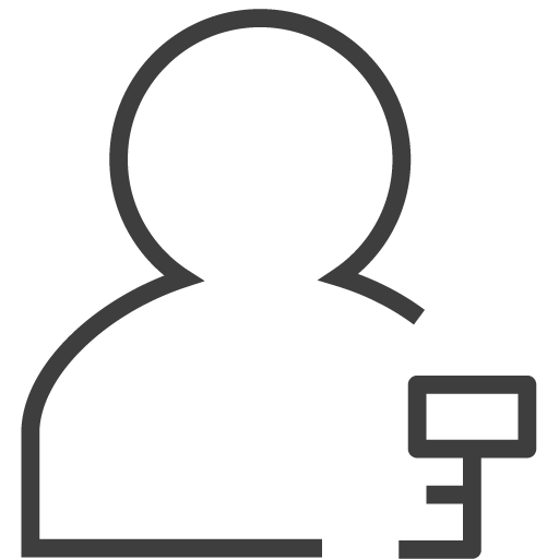 User-key icon