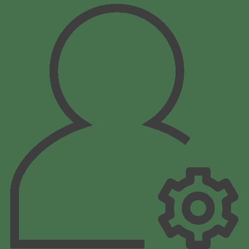 User-setting icon