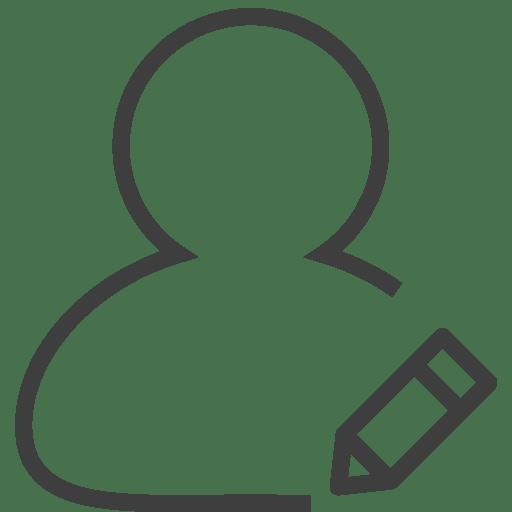 User2 edit icon