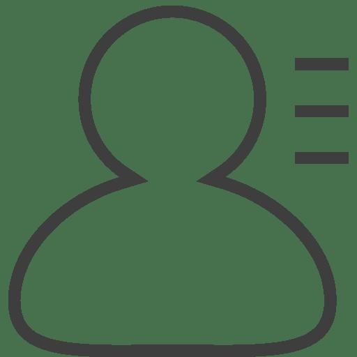 User2 info 2 icon