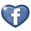 http://icons.iconarchive.com/icons/custom-icon-design/sweet-social-media/64/facebook-icon.png