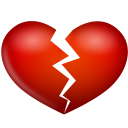 http://icons.iconarchive.com/icons/custom-icon-design/valentine/128/heart-broken-icon.png