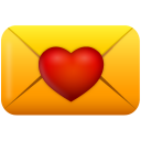 Love-email icon