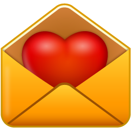http://icons.iconarchive.com/icons/custom-icon-design/valentine/256/email-love-icon.png