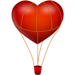 fire ballon icon