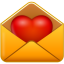 Mail icon to Reach Me