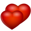 hearts icon