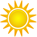 Sunny icon