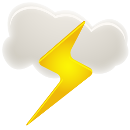Thunder Cartoon Png
