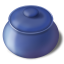 Sugar-bowl-closed icon