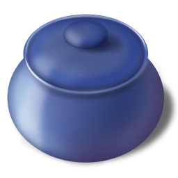 sugar bowl closed icon
