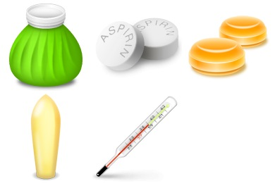 Influenza Icons