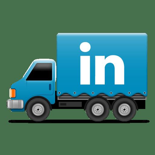 Linkedin-2 icon