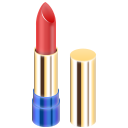 Lipstick-red icon