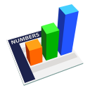 Mac Numbers icon