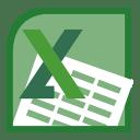 Microsoft-Excel-2010 icon