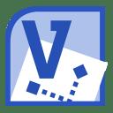 Microsoft Visio 2010 icon