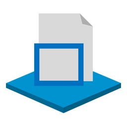 Blank Library icon
