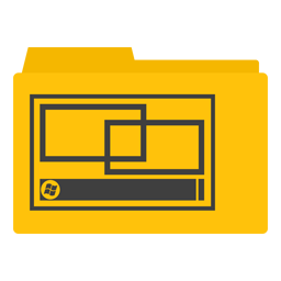 Desktop Windows Folder icon