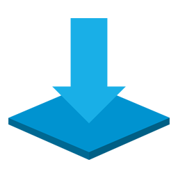 Downloads Library icon