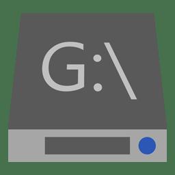 Drive G icon