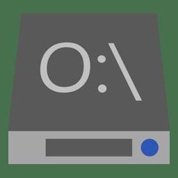 Drive O icon
