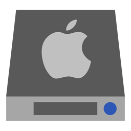 Drive OS Apple icon