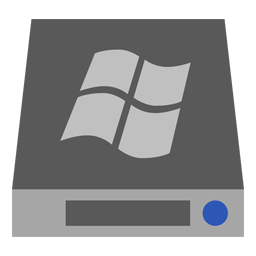 Drive OS Windows icon