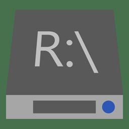 Drive R icon